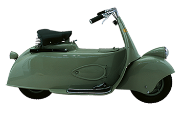 1943 MP5 PAPERINO