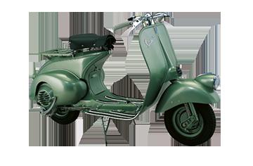 1949 VESPA 125