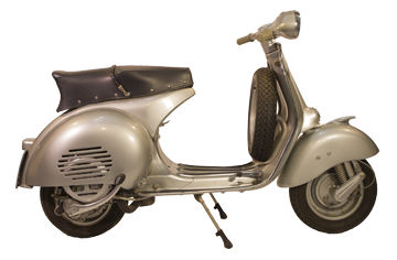 1957 VESPA GS II