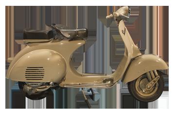 1958 Vespa 125 Dolce Vita