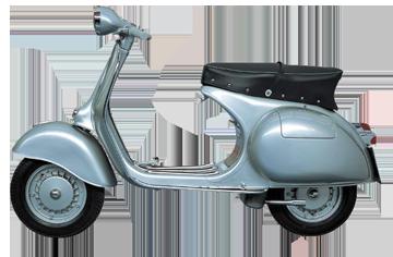1959 Vespa 150 GS