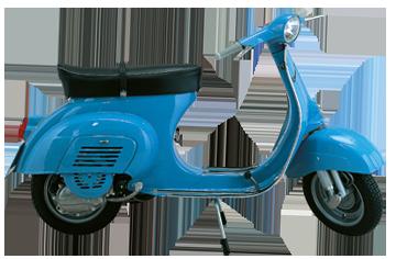 1963 Vespa 90