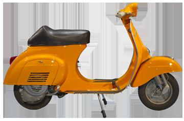 1972 Vespa 50 R (V5A1T)