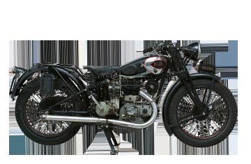 1933 Gilera 500 VL Sei Giorni