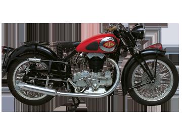 1936 Gilera Sirio 220 VL