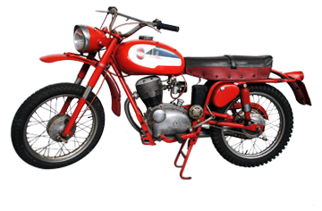1959 Gilera 98 Giubileo