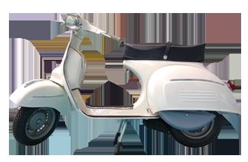1964 Vespa 180 super sport-ss